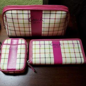 Coach accessories bundle